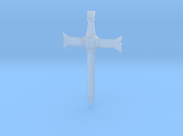 Sword Light Stone in Frosted Extreme Detail