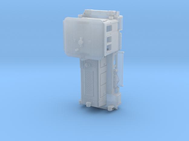 Köf3 BR312  (1:200) in Smooth Fine Detail Plastic