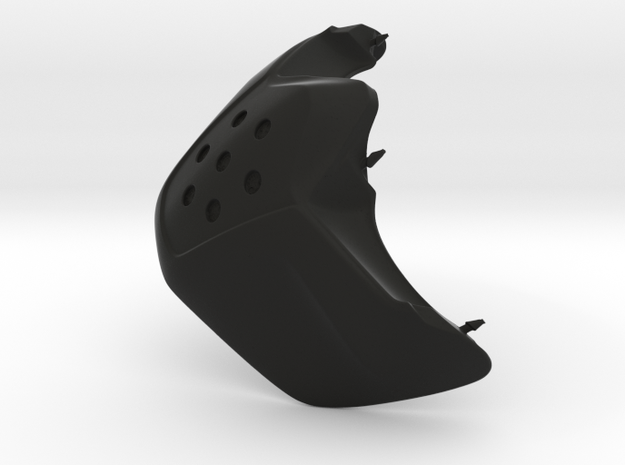 Shark RAW motorcycle helmet face guard