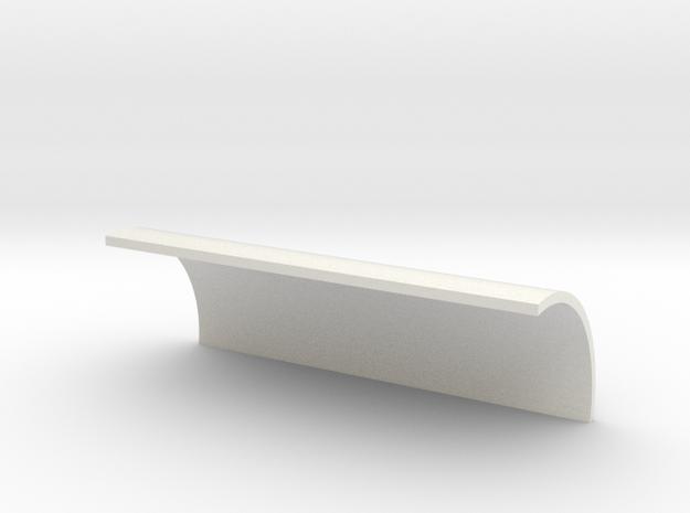 Arcann Lightsaber - Chamber Cover in White Strong & Flexible