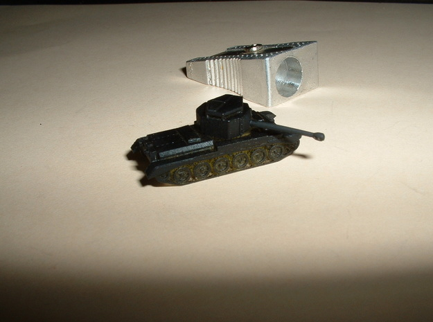 A30 Avenger Tank Hunter 1/285 / 6mm 3d printed
