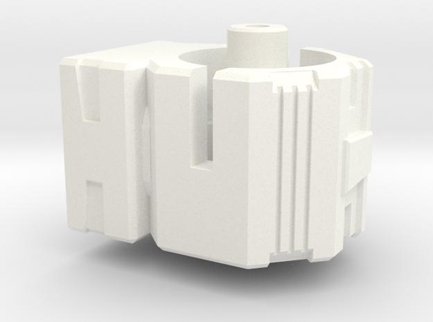 CW Brawl To Energon Combiner Port Adapter