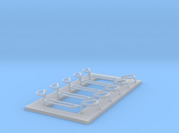 Astabweiser für ZCab Dachaubau in Smoothest Fine Detail Plastic