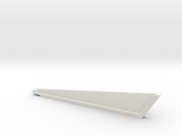 NTrak-Gap-Jig in White Natural Versatile Plastic