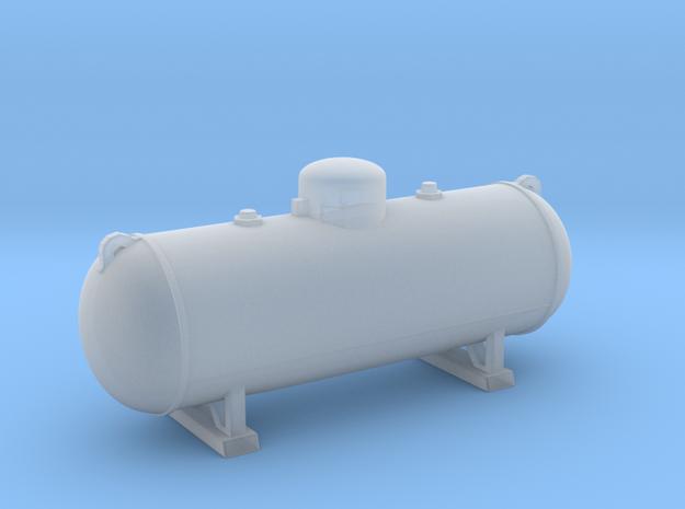 Propane tank 500 gallon. HO Scale (1:87)