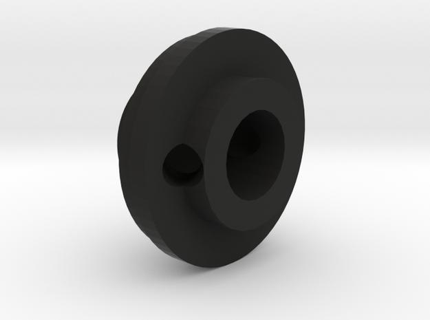 F-15 speed brake switch knob in Black Natural Versatile Plastic