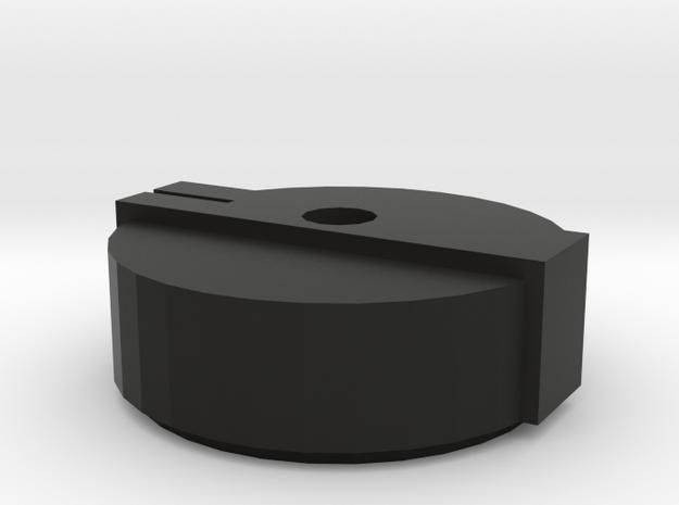 Boss MA-1 Mascot Amplifier Knob in Black Natural Versatile Plastic