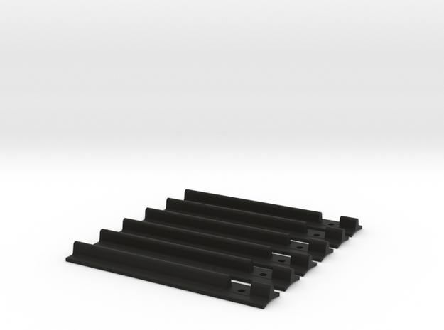 G R A F L E X   T Tracks ESB Lightsaber grips in Black Natural Versatile Plastic