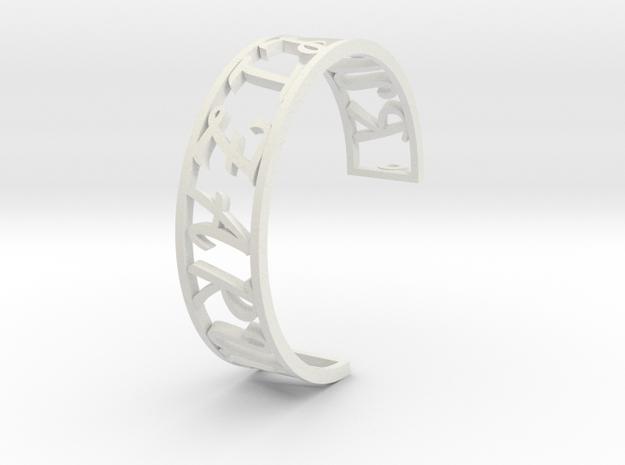 Model-59791a769012615a9dc93a6a6270b813 in White Natural Versatile Plastic