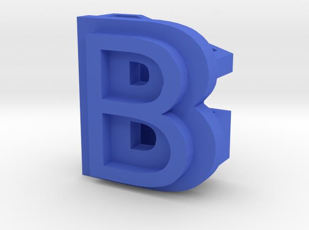 BandBit B2 for Fitbit Flex in Blue Processed Versatile Plastic