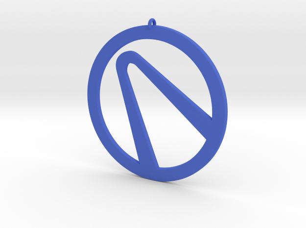 Borderlands - Vault Emblem Pendant