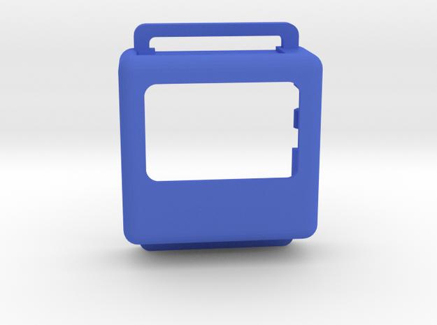 Base Kit - Main Case in Blue Processed Versatile Plastic