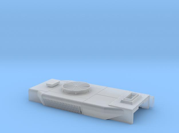 DB0029 GP39/40-2, DB, Std Stack, No Batten, No Ext in Smoothest Fine Detail Plastic