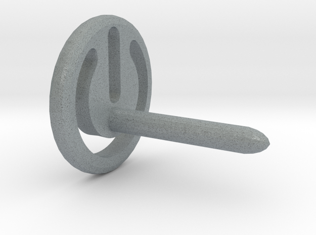 Emag Power Pin - Power Symbol 3d printed