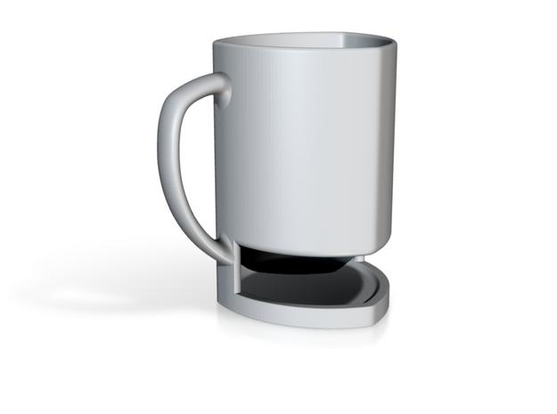 Trangler Tea And Tea Biscit Mug Ceramic