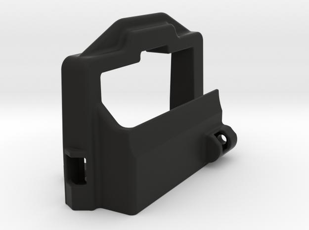 RB6 GEAR BOX BRACE Yokomo Motor Plate in Black Natural Versatile Plastic