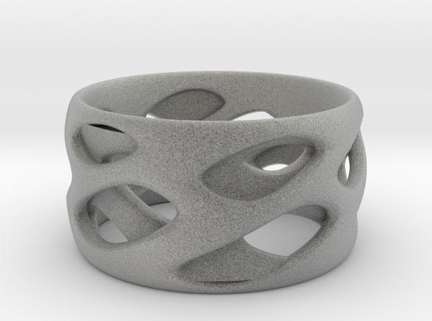 Ring Eye in Metallic Plastic