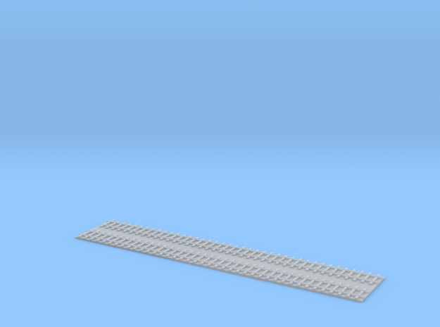 Double Track / Doppelgleis 1/285 6mm 3d printed