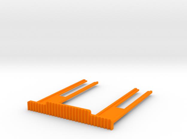 M.A.S.K Ramp-Up ramp extender (10 of 15) in Orange Processed Versatile Plastic