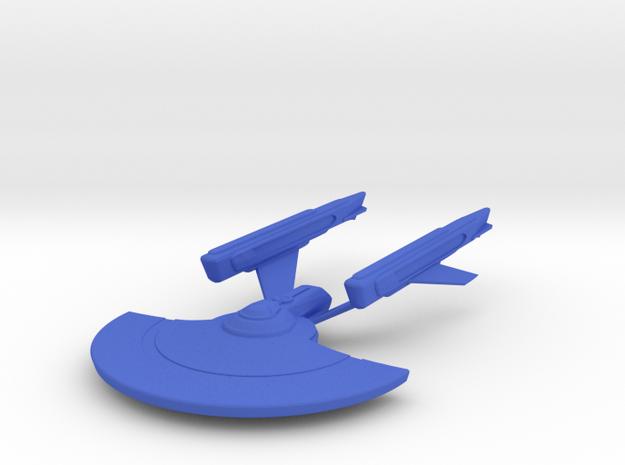 1/2500 Columbia V3a in Blue Processed Versatile Plastic