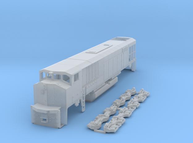 TT Scale HR-616 in Smooth Fine Detail Plastic