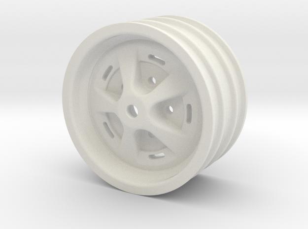 "Range Rover Classic rim 1.9"" for RC4WD 1.9"" 5 Lug"