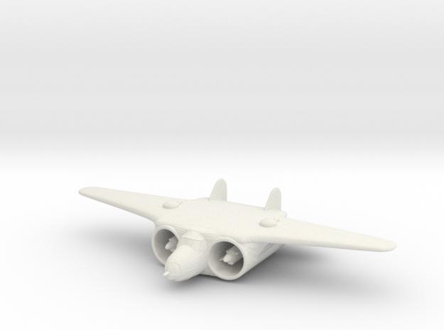 1/200 SAI Ambrosini 404 in White Natural Versatile Plastic