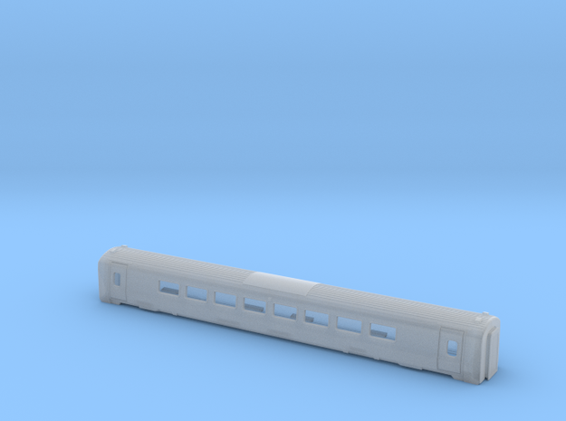 Class Adelante 180 Centre Carriage Bodyshell N  in Smooth Fine Detail Plastic