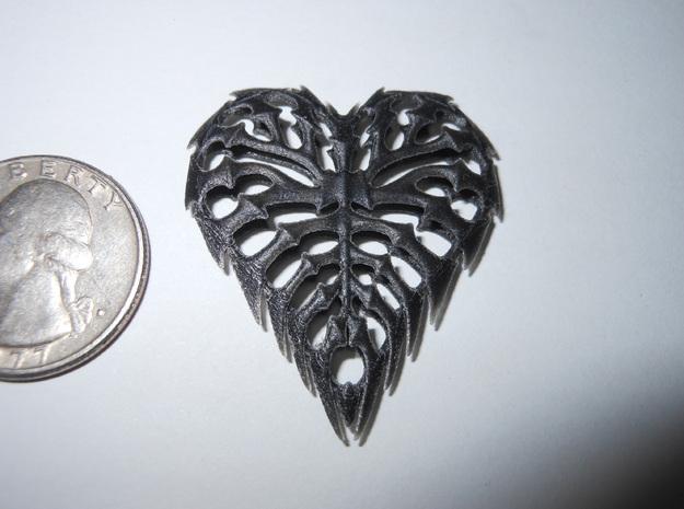 Rib Heart 03 3d printed