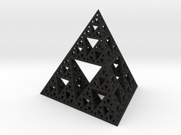 Large Sierpinski tetrix 3d printed