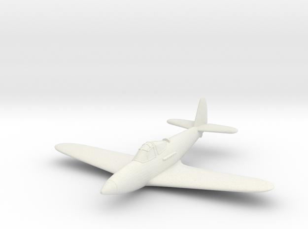 1/200 Bell XFL-1 Airabonita 3d printed