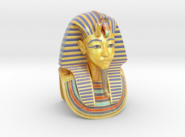 King Tut's Golden Death Mask
