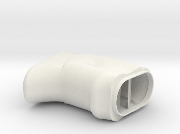 P40 Grip 3 in White Strong & Flexible
