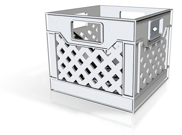 1/10 Scale Milk Crate 3d printed
