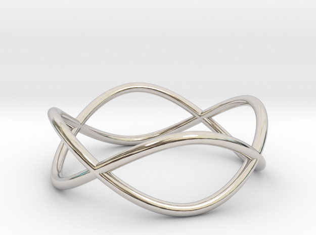 Size 6 Infinity Ring