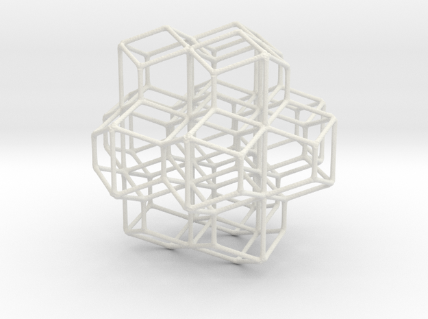 Hexagonal Close Packed 3d printed