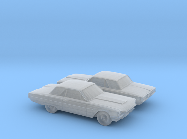 1/200 2X 1964 Ford Thunderbird