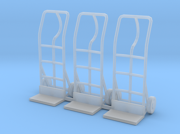Hand truck 01. 1:24 Scale