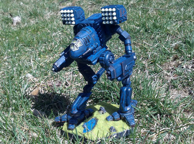 Mad Cat / Timber Wolf Battlemech 1/72 Scale