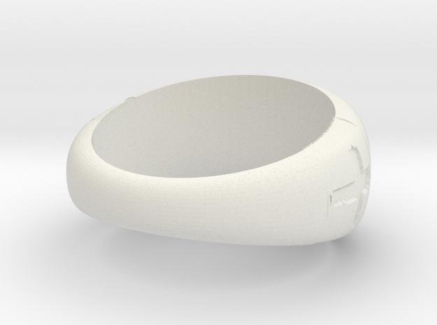 Model-6e68053afac954f83f7e120f95e5bce0 in White Natural Versatile Plastic