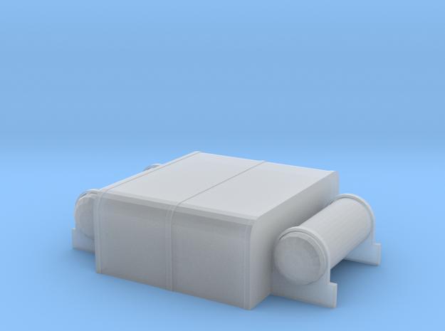 HO-scale Whitcomb 65 Ton Fuel/Air Tanks