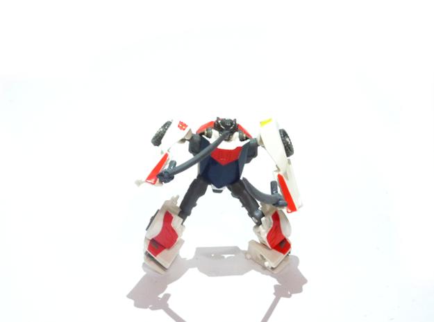 Legion Wheeljack Upgrade Kit 3d printed