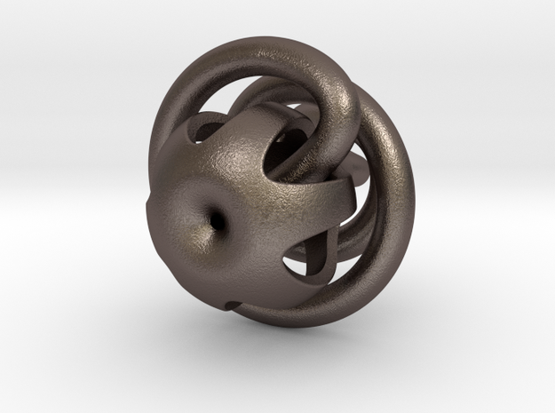 klein bottle - extra loop 3d printed