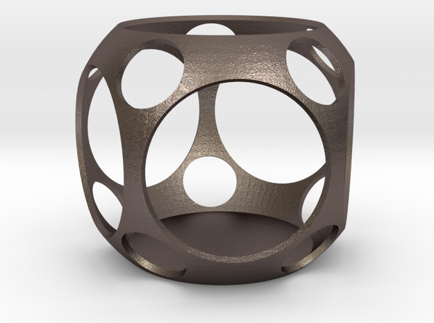 Tea Light Holder in Stainless Steel