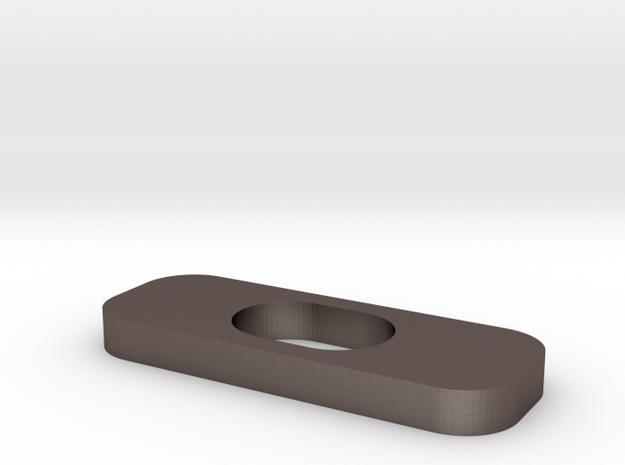 20151002HopliteCrossguard in Stainless Steel