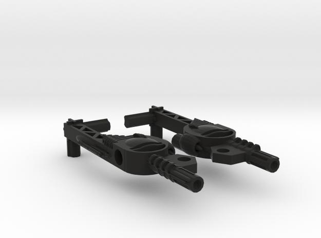 Menasor Brace Cannons