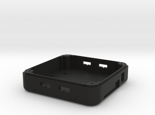 InteliGateRetail Body 4TapasPuestas V01.010 in Black Strong & Flexible