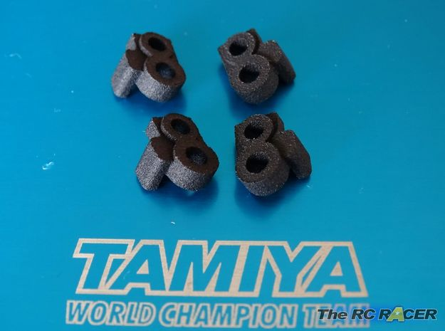 Tamiya TRF High Precision Stabiliser B in White Strong & Flexible
