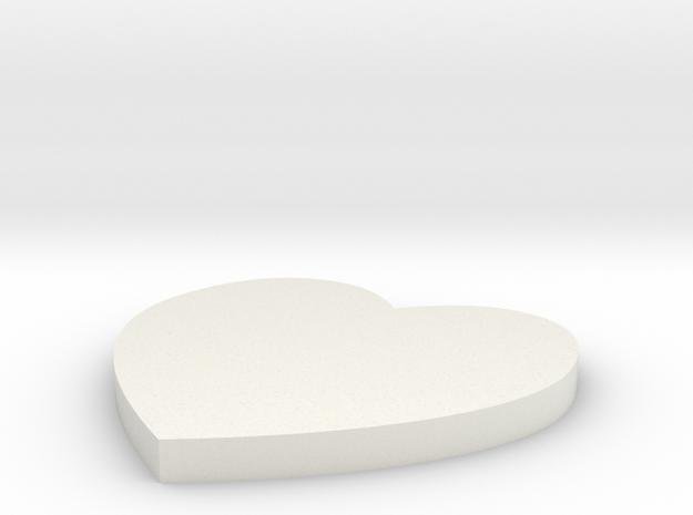 Model-d4701db599b487e75f72d3408a579536 in White Natural Versatile Plastic