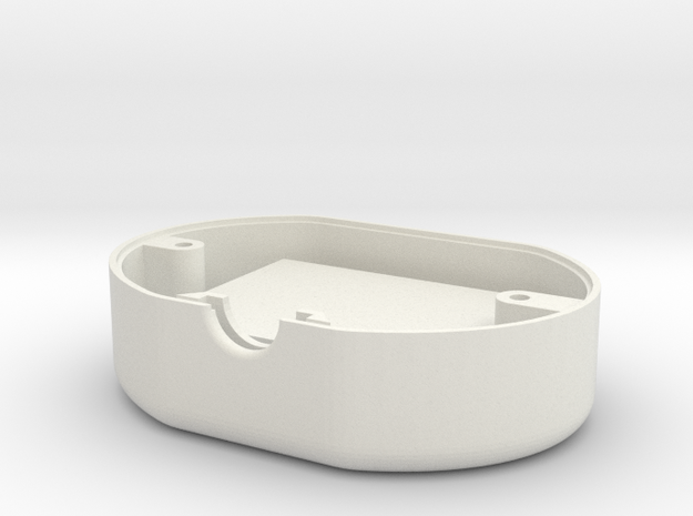 MIDI Sprout Bottom 002 in White Strong & Flexible
